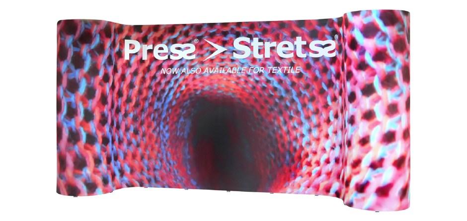 Textielwand Press 4x3