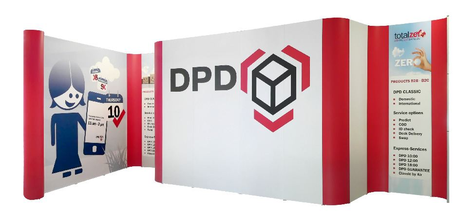 DPD Beurswand