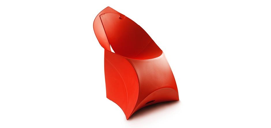Vouwbare beursstoel