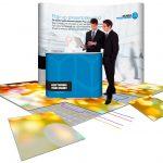 modulaire beursvloer basis voor stand, modulaire systemen voor de beurs STAND-on expo vloer
